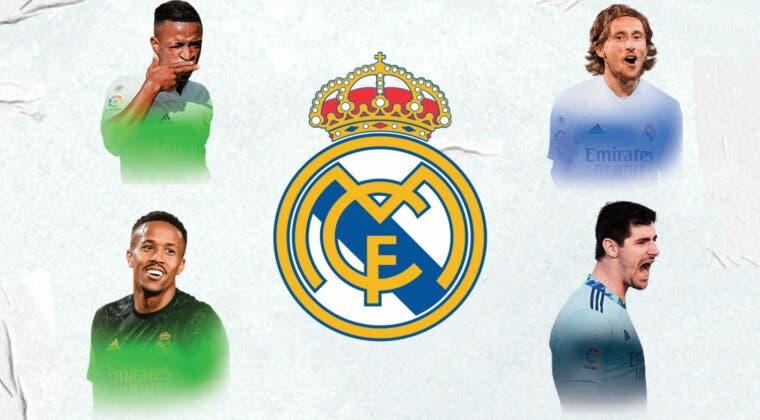 Imagen de FIFA 21: la mejor plantilla del Real Madrid en Ultimate Team
