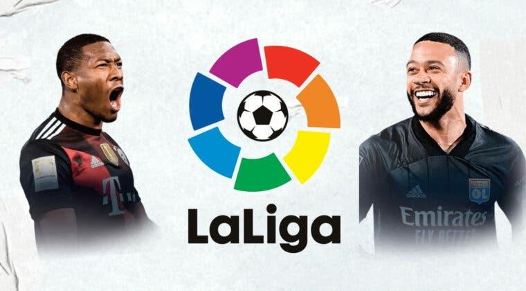 Imagen de FIFA 22: Depay, Alaba y otros fichajes interesantes de la Liga Santander para Ultimate Team