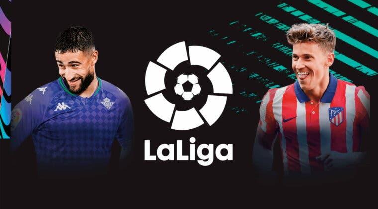 Imagen de FIFA 22 medias: jugadores útiles de la Liga Santander con probabilidades de ser aún mejores (segunda parte)
