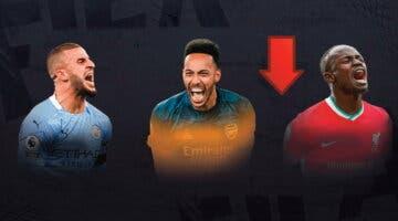 Imagen de FIFA 22 medias: cracks de la Premier League con muchas posibilidades de empeorar