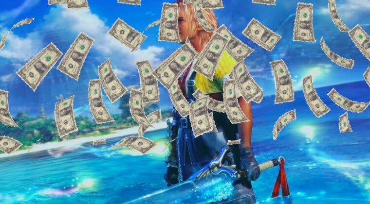 Imagen de Así son las increíbles cifras de venta de la saga Final Fantasy y otras franquicias de Square Enix