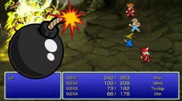 Imagen de Final Fantasy Pixel Remaster es víctima del review-bombing por este motivo