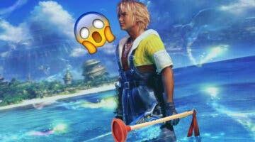 Imagen de Aparecen nuevos detalles de Final Fantasy X, Tidus fue originalmente ideado para ser fontanero de profesión
