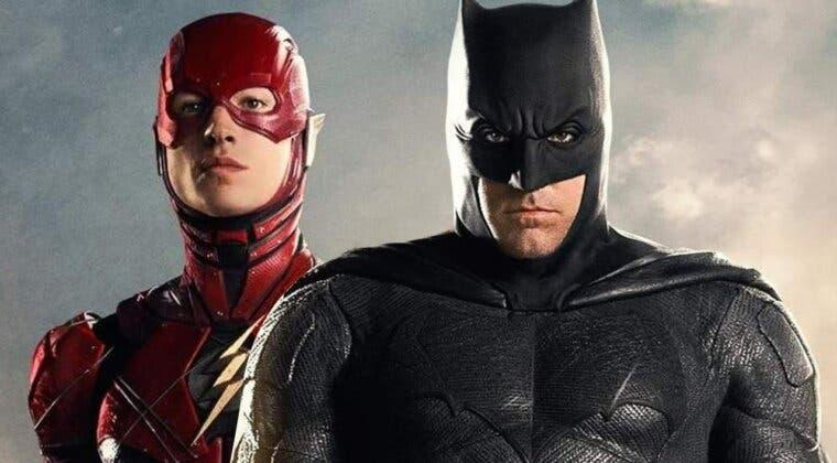 Imagen de The Flash: este impresionante fan art muestra cómo sería el retorno del Batman de Ben Affleck