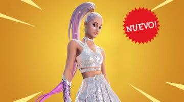 Imagen de Fortnite: fecha de lanzamiento de la nueva skin de Ariana Grande y cómo conseguirla
