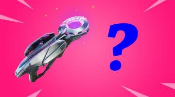 Imagen de Fortnite presenta el Agarratrón, la nueva arma que llega con su parche 17.30