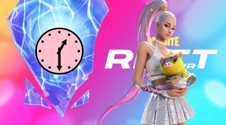 Imagen de Fortnite Rift Tour: fecha, horarios por países y cómo participar en el concierto de Ariana Grande