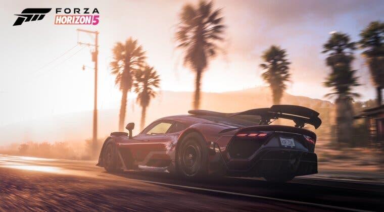 Imagen de Forza Horizon 5 exhibe más de su propuesta en un gameplay extendido