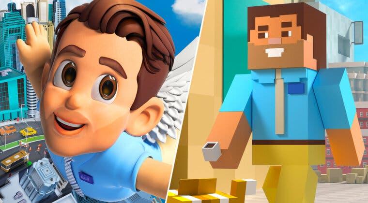 Imagen de Free Guy al estilo GTA, Super Mario, Animal Crossing y muchos más: así son sus geniales pósters promocionales