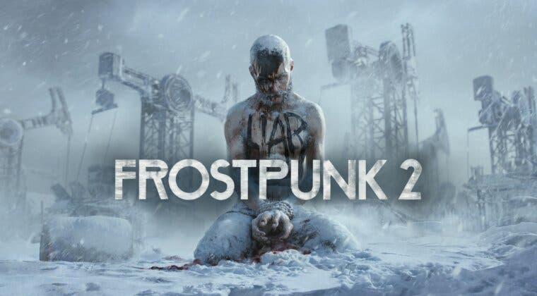 Imagen de Frostpunk 2 se presenta al mundo con un vídeo; celébralo jugando gratis a Frostpunk