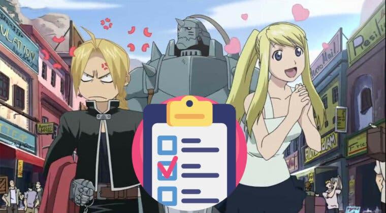Imagen de ¿Qué personaje de Fullmetal Alchemist: Brotherhood eres? Descúbrelo con este test