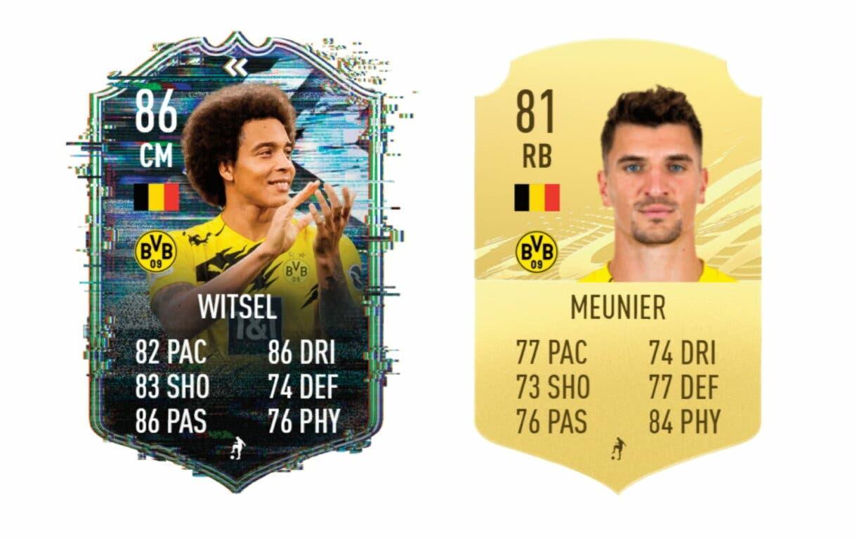 FIFA 21: filtradas dos cartas FUTTIES gratuitas que llegarían próximamente a Ultimate Team
