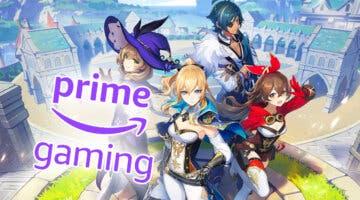 Imagen de Genshin Impact ya tiene nuevas recompensas gratuitas con Prime Gaming
