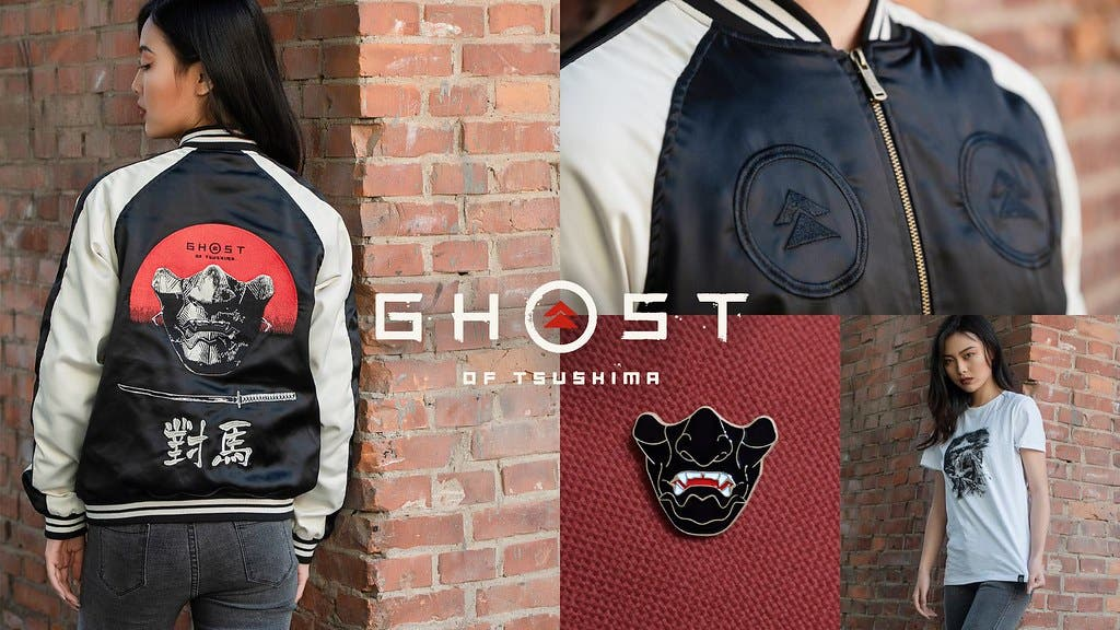ghost of tsushima merch 2