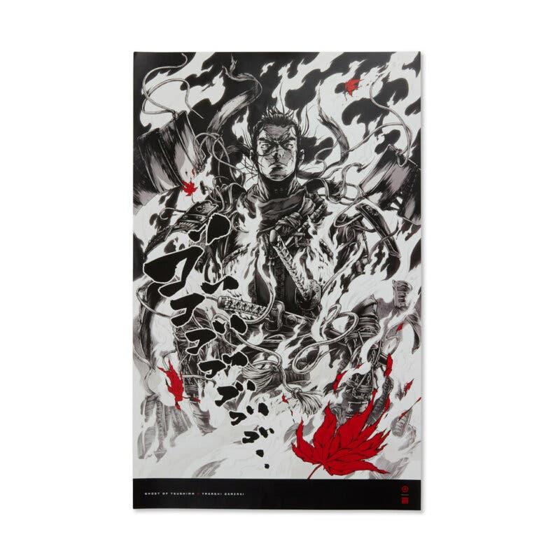 ghost of tsushima merch 4