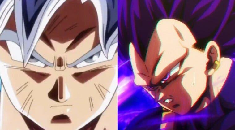 Imagen de Dragon Ball Super: Estas son las diferencias entre el Megainstinto de Vegeta y el Ultrainstinto de Goku