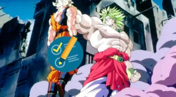 Imagen de Goku contra Broly: Derrota al Saiyan legendario en este test interactivo de Dragon Ball