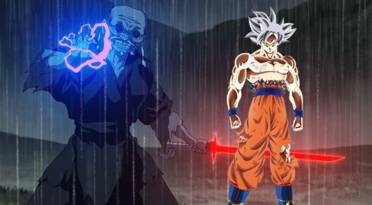 Imagen de Goku 'aparecerá' en Star Wars: Visions, aunque no como te imaginas