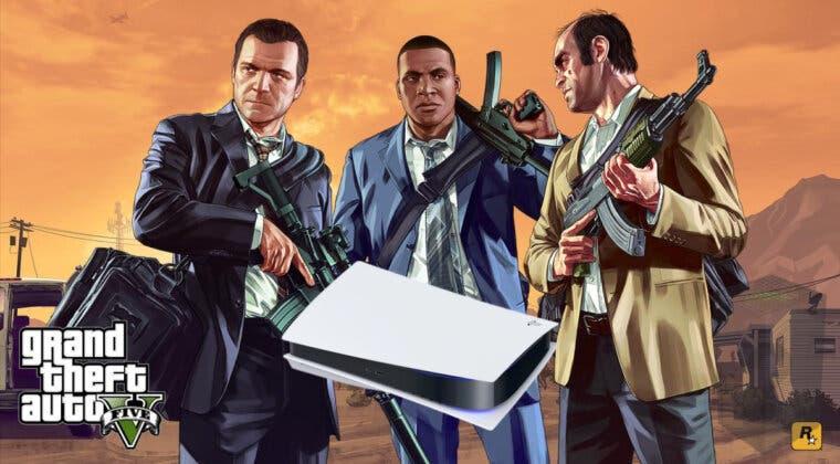 Imagen de Sony confirma oficialmente la resolución y frames de GTA V: Enhanced Edition en PlayStation 5