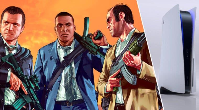 """Imagen de GTA V E&E para PS5 parece haber revelado """"sin querer"""" su primer extracto de gameplay"""