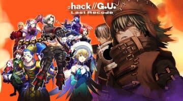 Imagen de .hack//G.U. Last Recode podría dar el salto a Nintendo Switch muy pronto