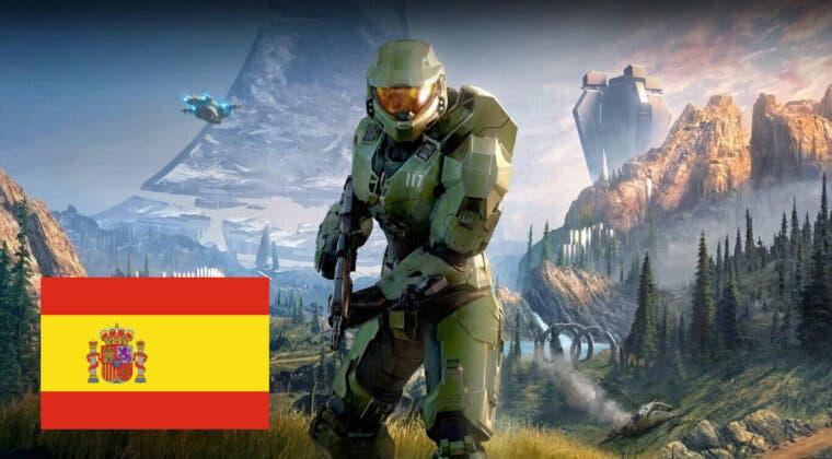 Imagen de Halo Infinite contará con doblaje en castellano; David García volverá a interpretar al Jefe Maestro