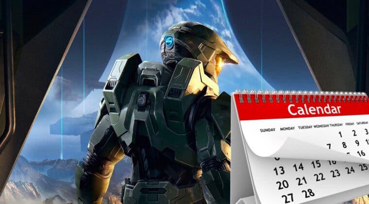 Imagen de Halo Infinite ve filtrada su posible fecha de lanzamiento, y no sería noviembre