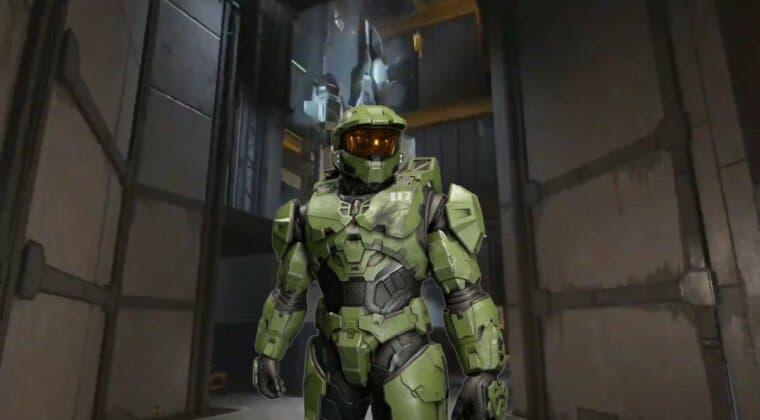 Imagen de Así es uno de los mapas de Halo Infinite; surge un vídeo de una filtración