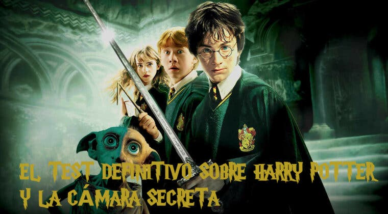 Imagen de El test Potterhead definitivo: ¿cuánto sabes de Harry Potter y la Cámara Secreta?
