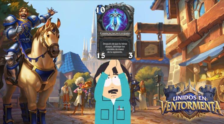 Imagen de La Espada de las Mil Verdades llega a Hearthstone y estos son los mejores mazos para desatar su poder
