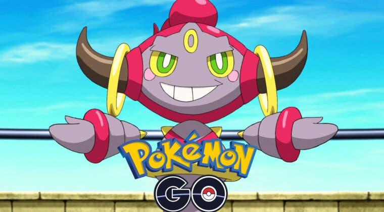 Imagen de Pokémon GO presenta la Temporada de Travesuras, en la que podremos atrapar a Hoopa