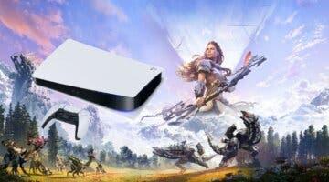 Imagen de Horizon Forbidden West: estas son todas las características del juego en su versión para PS5