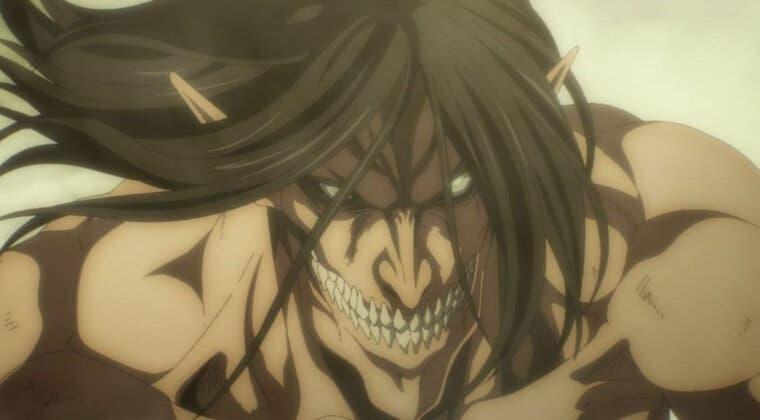 Imagen de Eren (Shingeki no Kyojin) recibe una increíble nueva figura en su forma de titán adulto