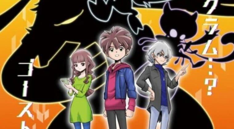 Imagen de Digimon 02 ofrece primeros detalles; anunciado también el anime Digimon Ghost Game