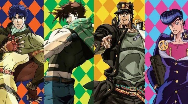 Imagen de Jojo's Bizarre Adventure: Autores de One Piece, Naruto y más dibujan a sus personajes