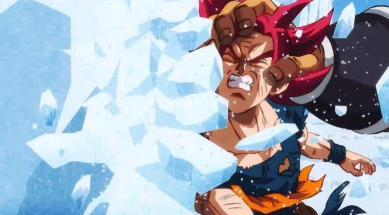 Imagen de Broly sigue siendo más fuerte que Goku en Dragon Ball Super