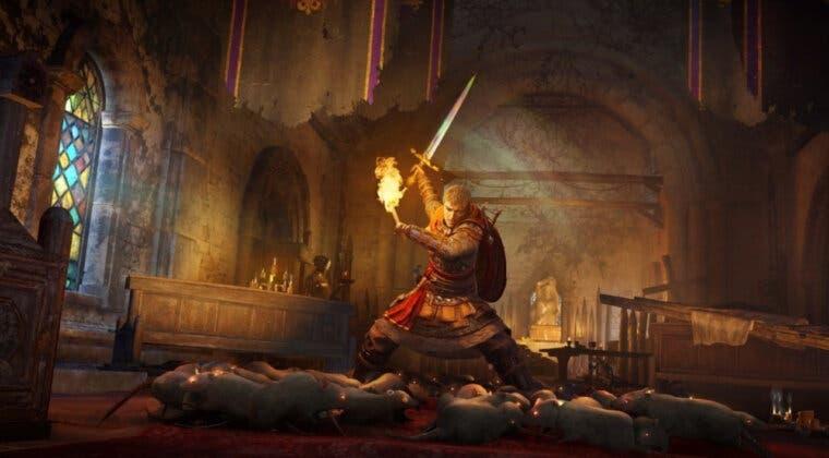 Imagen de Assassin's Creed Valhalla me ha enfrentado en El Asedio de París con el peor enemigo: uno mismo