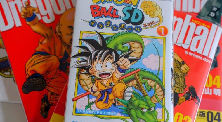 Imagen de El manga de Dragon Ball alcanza una nueva cifra histórica de copias en circulación