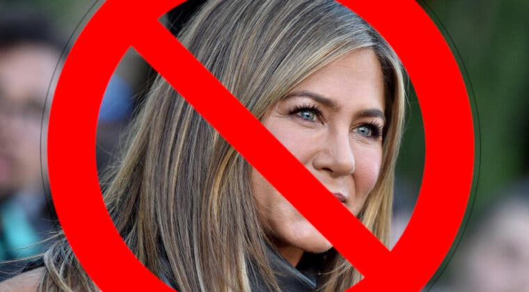 Imagen de Jennifer Aniston ha eliminado a las personas de su vida que no se han puesto la vacuna contra la Covid-19
