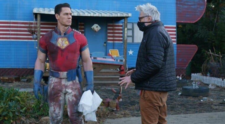 Imagen de James Gunn explica las diferencias entre la serie de Peacemaker y El Escuadrón Suicida
