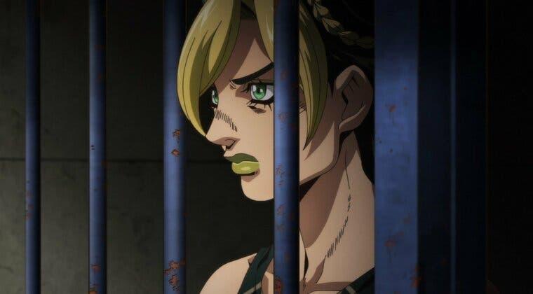 Imagen de Jojo's Bizarre Adventure: Stone Ocean publicará su anime por partes, según un rumor