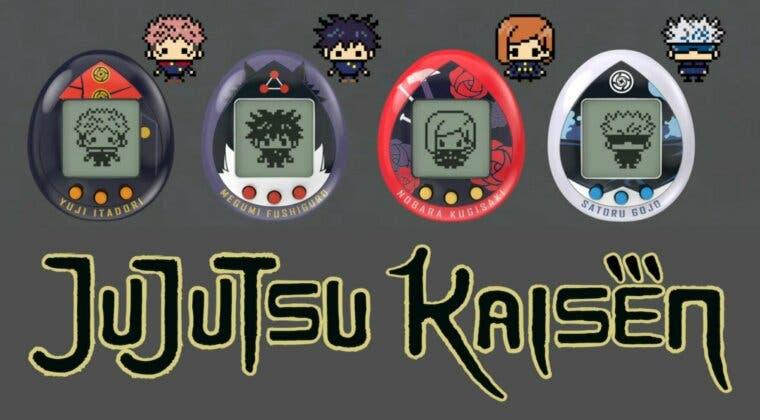 Imagen de Jujutsu Kaisen: así es la nueva y espectacular línea de Tamagotchi propios
