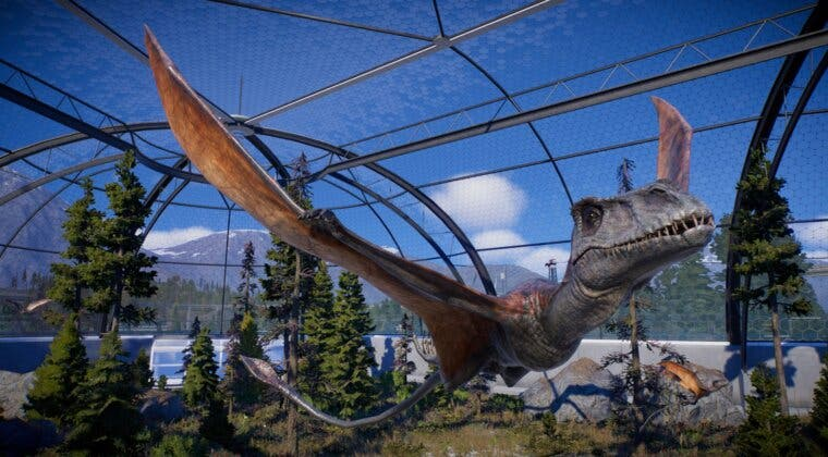 Imagen de Hemos jugado a Jurassic World Evolution 2 y es una completa locura ¡Mira el tamaño de ese jodido bicho!