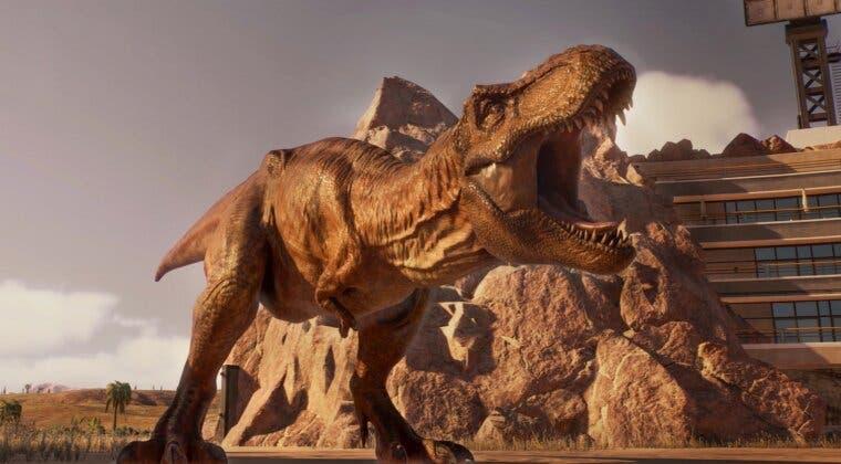 Imagen de Jurassic World Evolution 2 concreta fecha de lanzamiento, nuevo tráiler, precio y novedades
