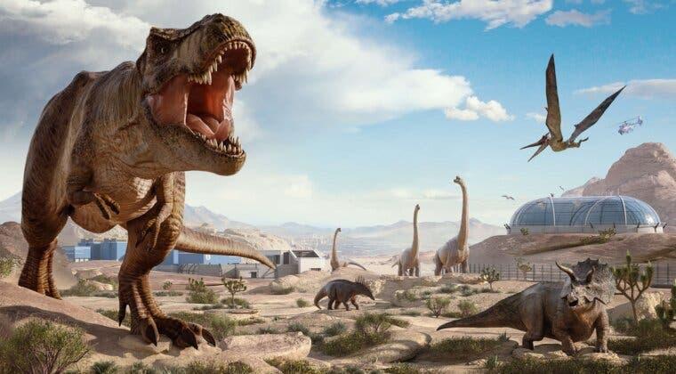 Imagen de Jurassic World Evolution 2 detalla la función de nuevos científicos en su último tráiler