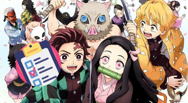 Imagen de Descubre qué personaje eres de Kimetsu no Yaiba con este test de personalidad