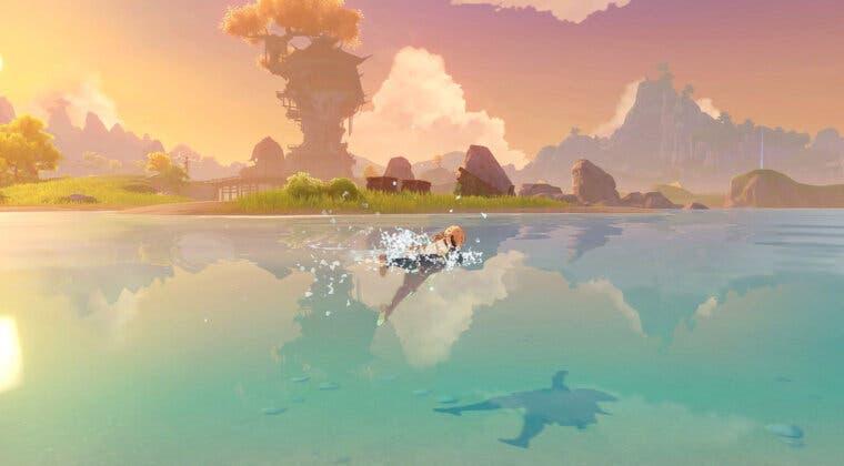 Imagen de Genshin Impact: surgen nuevos detalles sobre el sistema de pesca que llegará en la 2.1