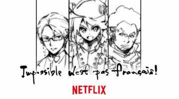 Imagen de Netflix anuncia Lady Napoleon, un nuevo anime completamente original