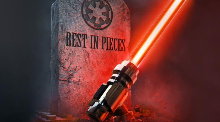 Imagen de LEGO Star Wars: Terrifying Tales es el especial de Halloween que prepara Disney Plus y que ya tiene fecha