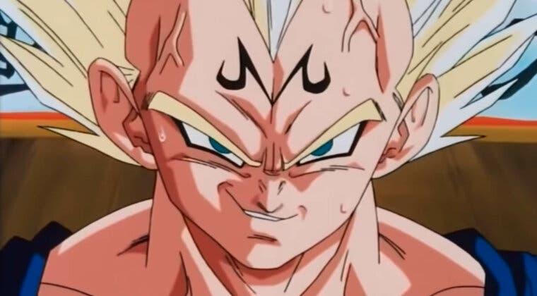 Imagen de Dragon Ball Z: Este es el espectacular arte de Majin Vegeta samurái que muestra su voluntad final